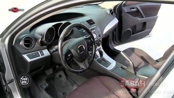 Eski kasa Mazda aracını o ustalara bıraktı! Geri geldiğinde onu şoke edecek bir gerçek bekliyordu