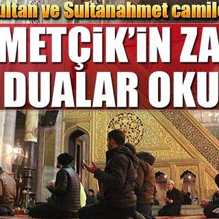 Camilerde Mehmetçik'in zaferi için dualar okundu