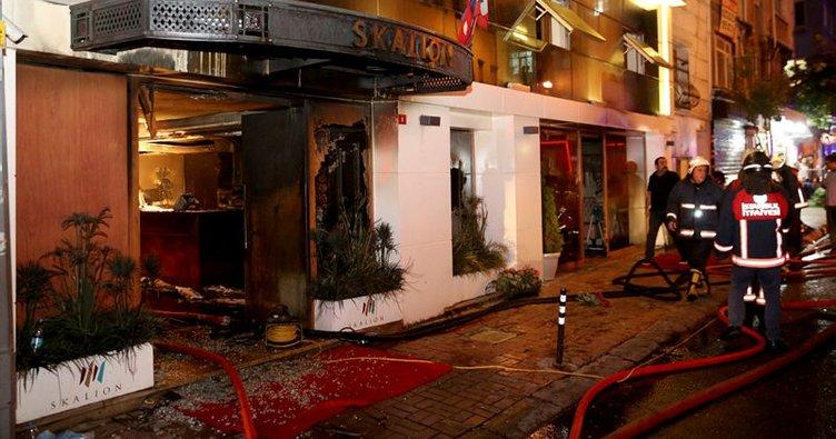 İstanbul'da otelde yangın: 3 ölü!
