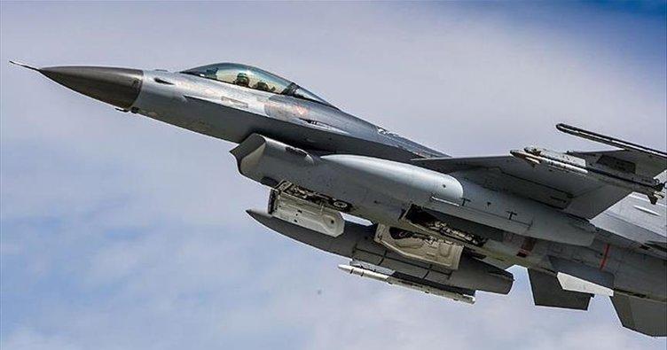 ABD F-16 savaş uçağı, Japonya'da yanlışlıkla bomba bıraktı
