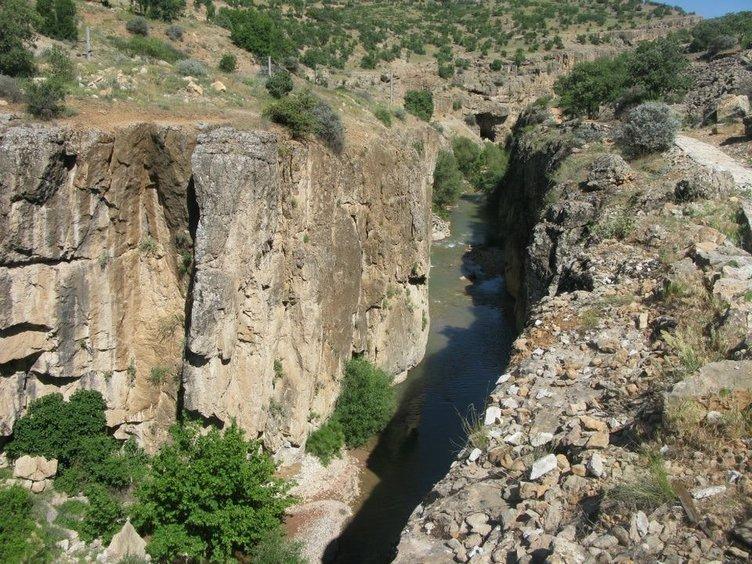 Girmana kanyonu