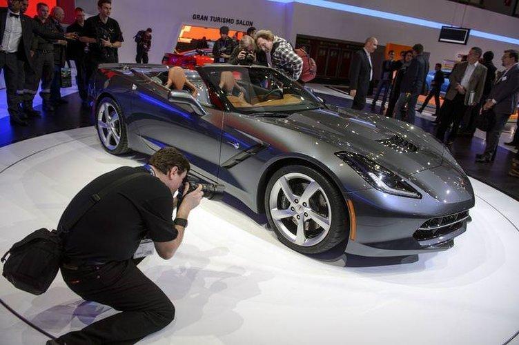 2013 Cenevre Otomobil Fuarı