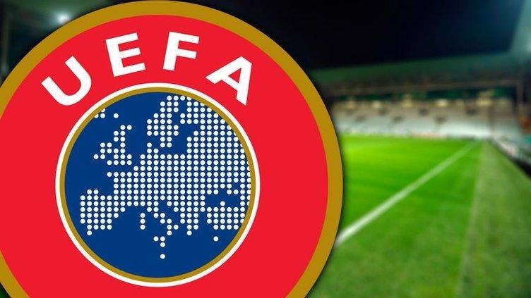 Türkiye'ye UEFA şoku! O sıralama açıklandı...