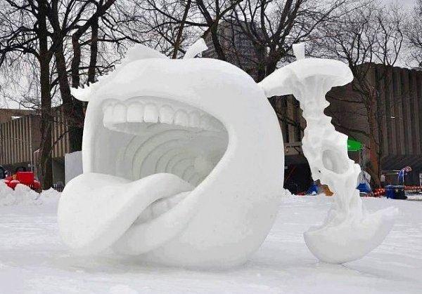25 sıradışı kardan adam önerisi