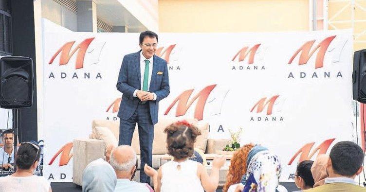 Ender Saraç ile M1 Adana'da sohbet