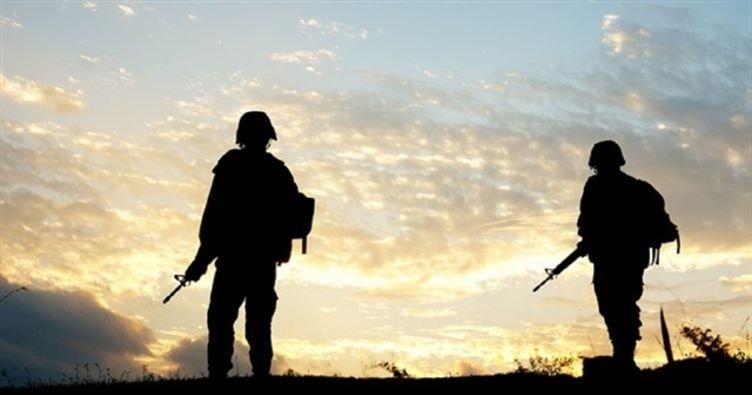 TSK'dan Kuzey Irak'ta terör örgütü PKK'ya hava harekatı