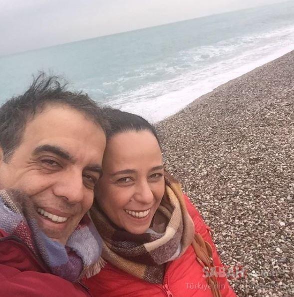 Özge Gürel ve Serkan Çayoğlu'ndan evlilik yolunda ilk adım atıldı! Aileler tanıştı!