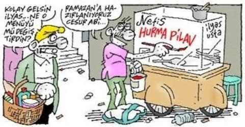 Ramazan Karikatürleri