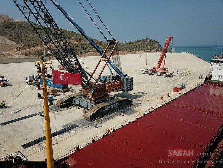 Türkiye'nin 60 yıllık hayali gerçek oluyor! Bakan Varank yerinde inceledi...