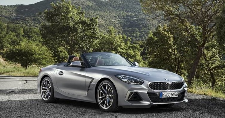 BMW 2019 Z4 sDrive20i, sDrive30i ve 2020 M40i...
