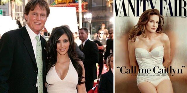 Kim Kardashian'ın kadın olan üvey babasından çarpıcı açıklamalar
