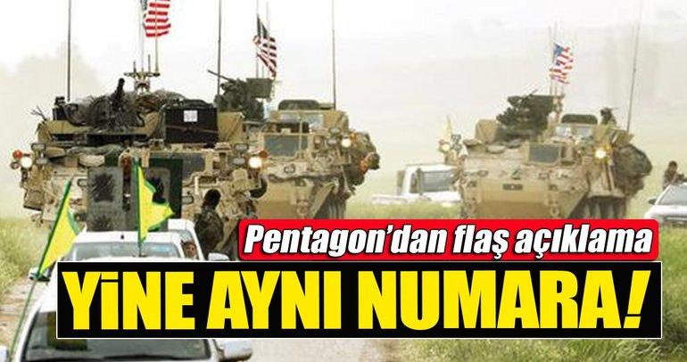 Pentagon Suriye'de eğittiği teröristlere yeni isim buldu