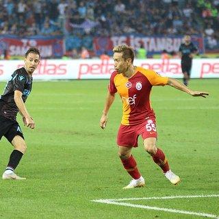 Galatasaray ve Trabzonspor stada geldi