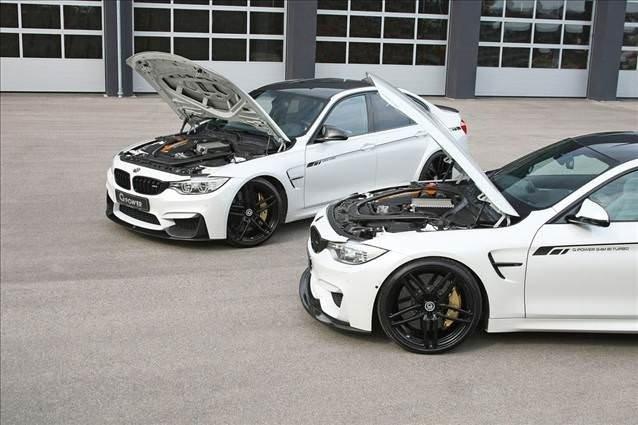 BMW M3 ve M4 Coupe artık daha güçlü