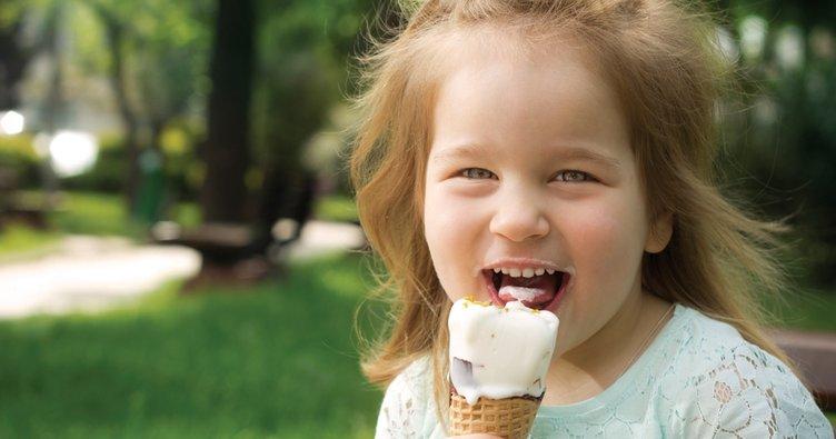 Vitamin ve mineral deposu: Dondurma