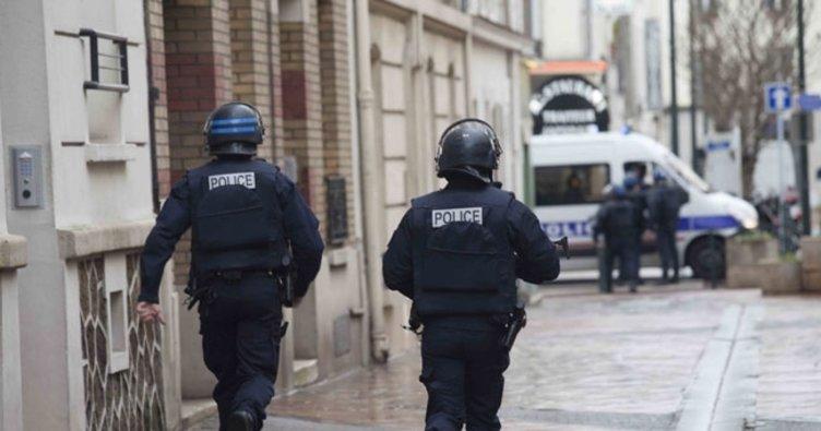 Fransa'da terör şüphesinden 2 kişi yakalandı