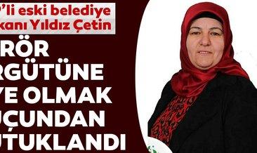 HDP'li eski Erçiş Belediye Başkanı Yıldız Çetin tutuklandı