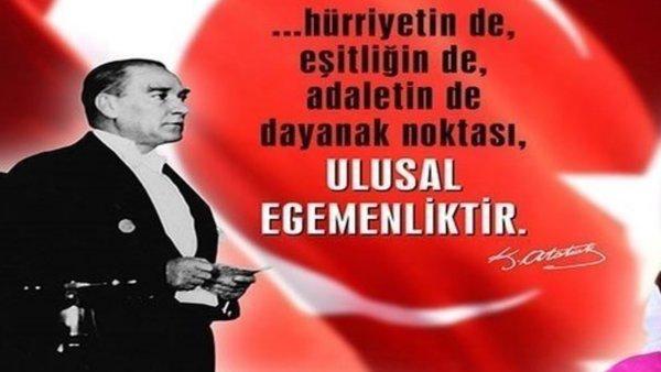 Atatürk'ün görüntüleri ve en güzel 23 Nisan mesajları! TSK'nın paylaştığı Kurtuluş Savaşı... | Video