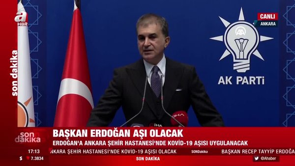 AK Parti Sözcüsü Çelik'ten MKYK sonrası açıklamalar | Video