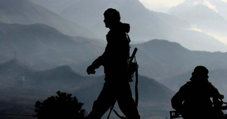 Yüksekova'da PKK'dan mayınlı tuzak: 1 güvenlik korucusu yaralı!
