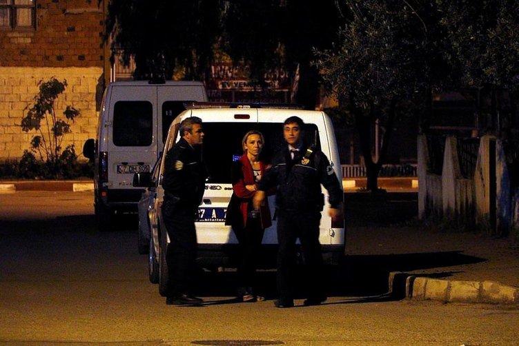 Eski kocanın kıskançlık krizi polisi alarma geçirdi