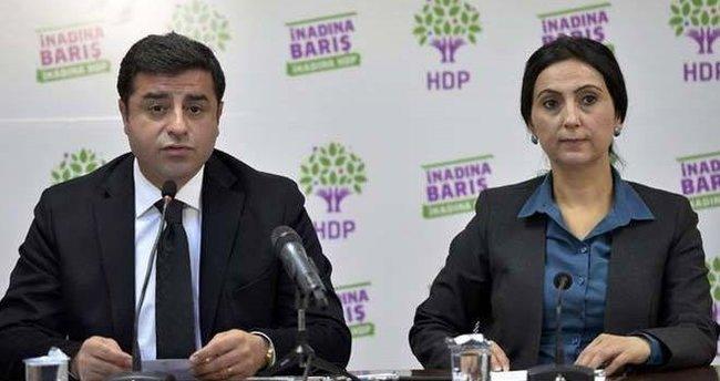 HDP'li 8 milletvekili ifadeye çağrıldı