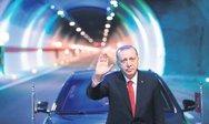 Erdoğan'ın projeleri var muhalefetin ise yalanları