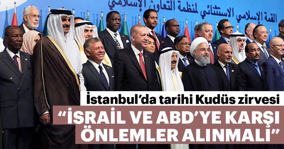 İstanbulda Kudüs Zirvesi başladı 33