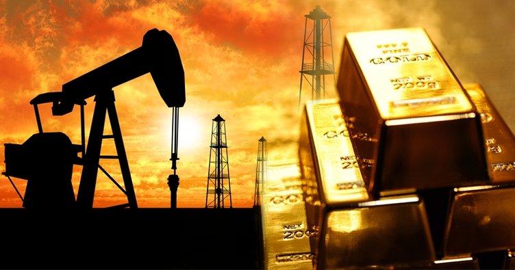 Petrol fiyatları yükseldi, altın yatay seyretti