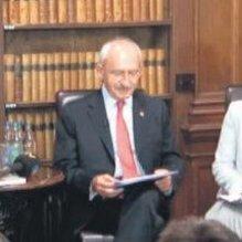Oxford'da Kılıçdaroğlu'nu terleten AK Parti sorusu