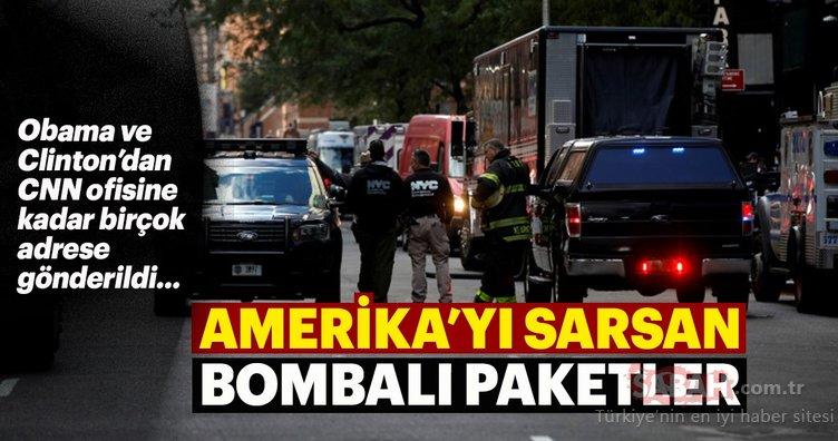 ABD'yi sarsan bombalı paketler