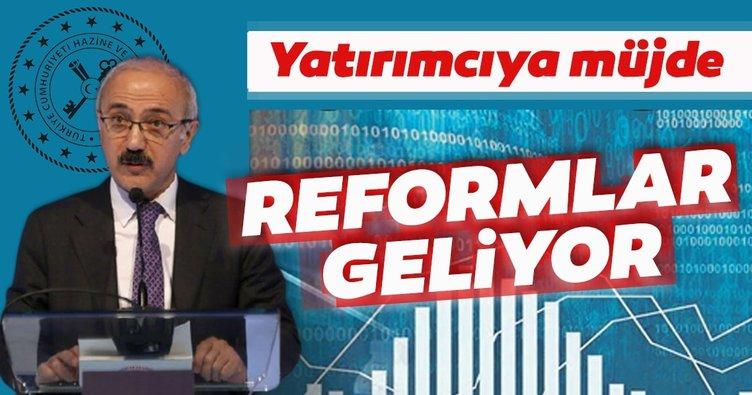 Yatırım ortamını iyileştirici reformlar geliyor