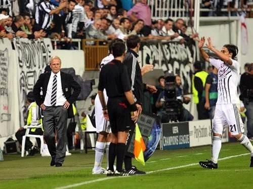 Spor Gündeminden Başlıklar 16/09/2009