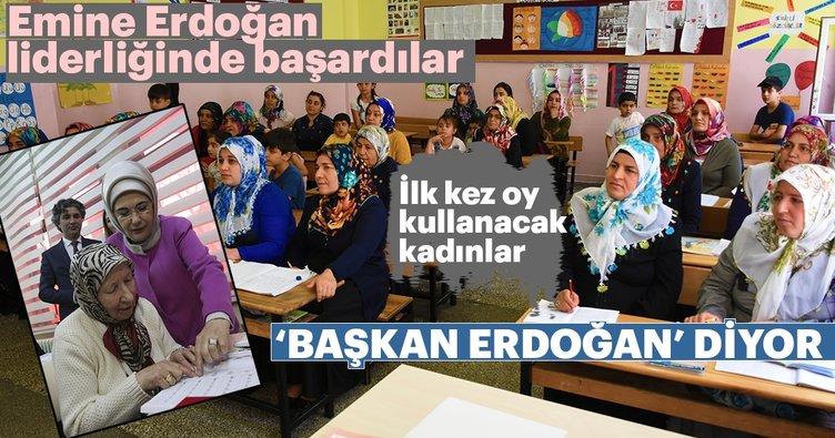 Erdoğan başkan olacak