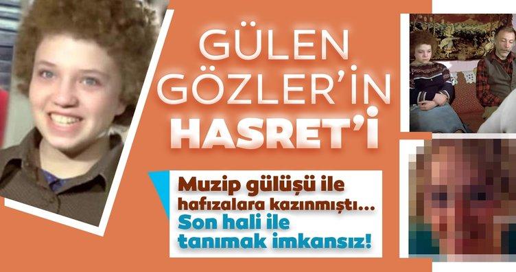 Yeşilçam'ın unutulmazlarından Gülen Gözler'in Kıvırcık Hasret'i Lale Ilgaz'ı tanınmaz halde! Gülen Gözler'in Hasret'i son hali ile şaşırttı!