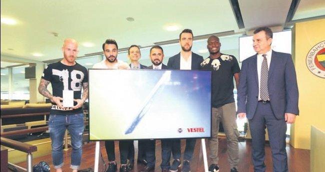 Fenerbahçe'ye özel televizyon