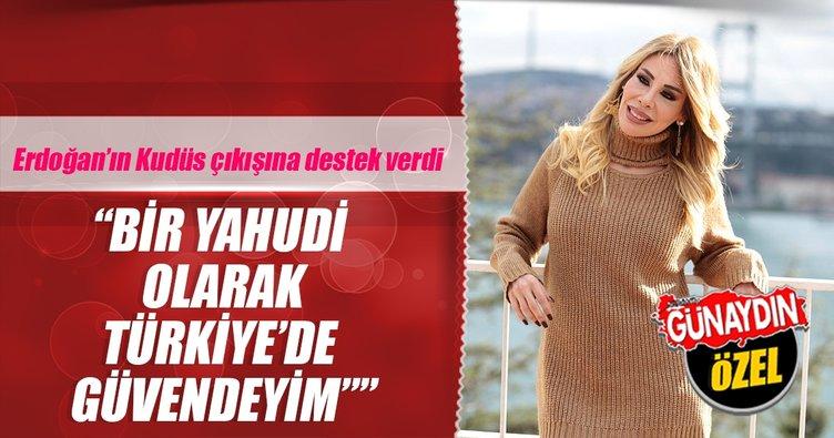 Kendimi en güvende hissettiğim yer Türkiye