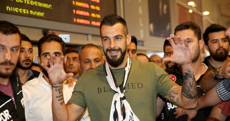 Son dakika! Beşiktaş Negredo'nun maliyetini açıkladı