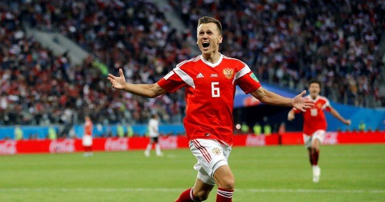 Dünya Kupası'nın sürpriz yıldızı Cheryshev'in yükselişi