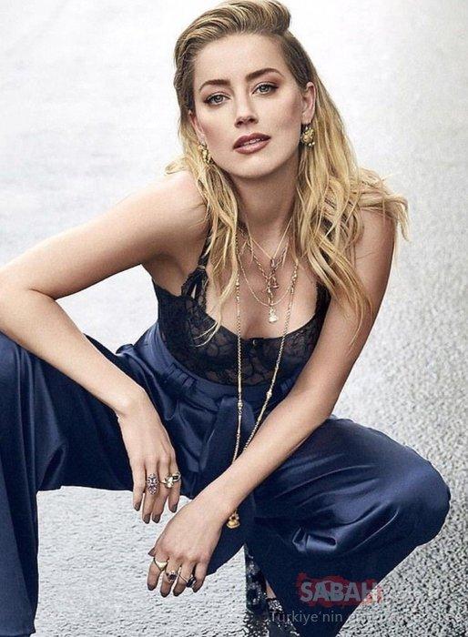 Ünlü yıldız Amber Heard ile Johnny Depp'in şiddet davası! Amber Heard ile Johnny Depp'in ses kayıtları ortaya çıktı!