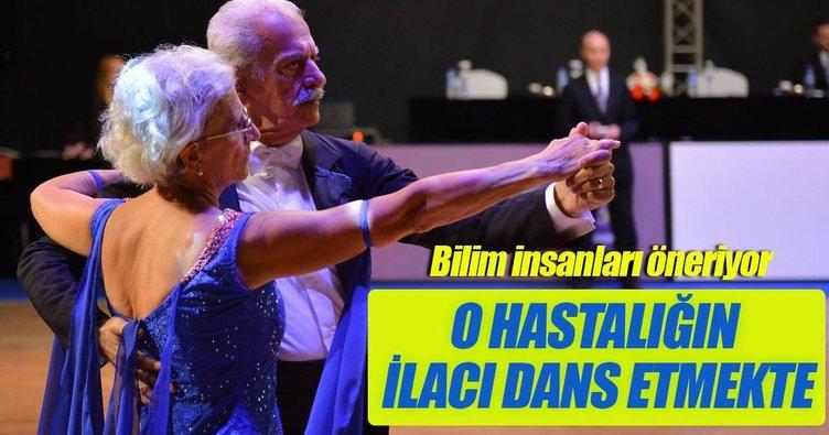 Yaşlılara tavsiye: Dans edin