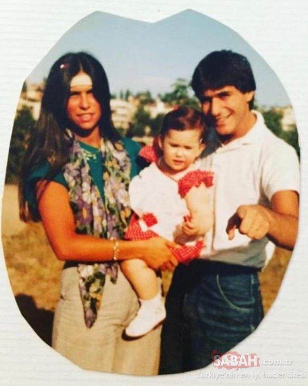 Açelya Akkoyun'un sır gibi sakladığı kızı Alya… Birçok kişi bilmiyor!