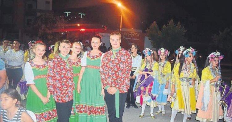 Kepez'de kültür rüzgarı