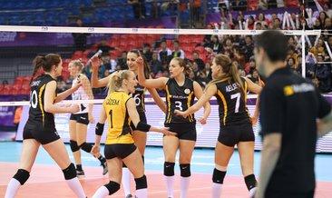 VakıfBank Kadın Voleybol Takımı şampiyon oldu