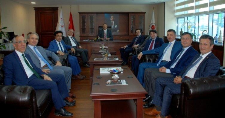Anadolu Cumhuriyet Başsavcısı Uçar, görevine başladı