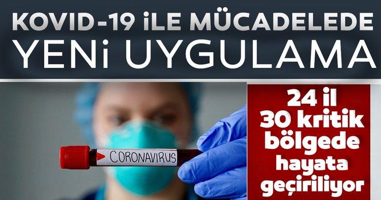 Son dakika: Sağlık Bakanlığı'ndan yeni uygulama! Covid-19 takip merkezleri açılıyor