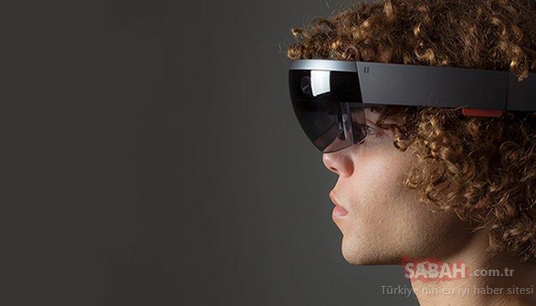 Cerrahide Hololens gözlük dönemi