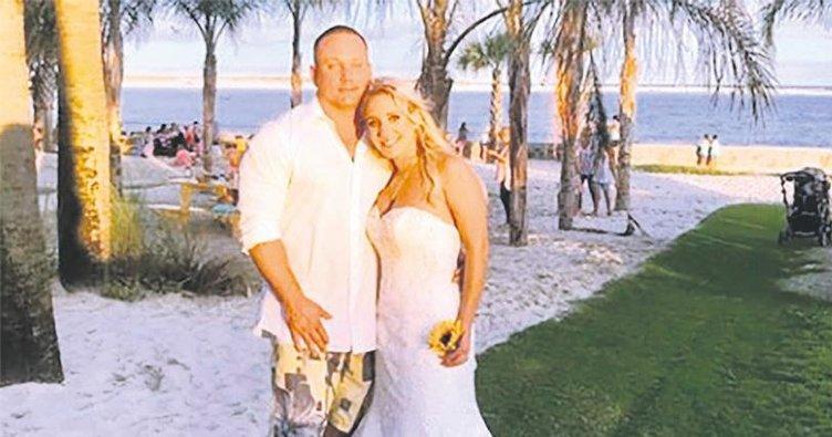 Cankurtaran düğününde can kurtardı