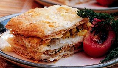 Patatesli Milföy Böreği