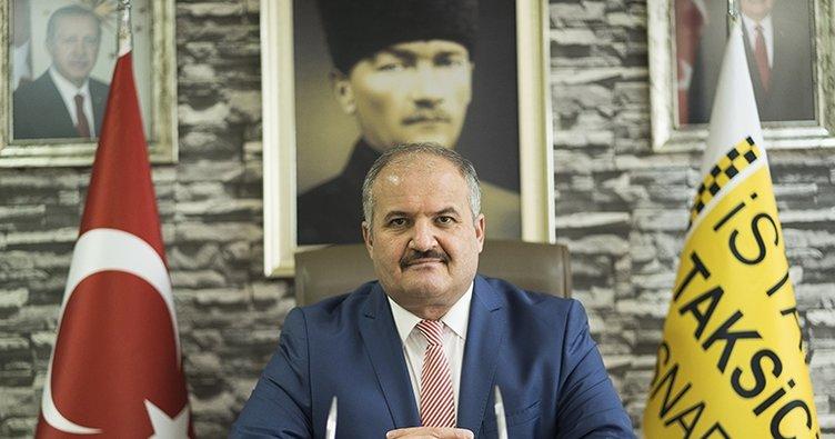 Taksicilere yönelik ceza yetkisinin İTEO'ya verilmesi isteniyor